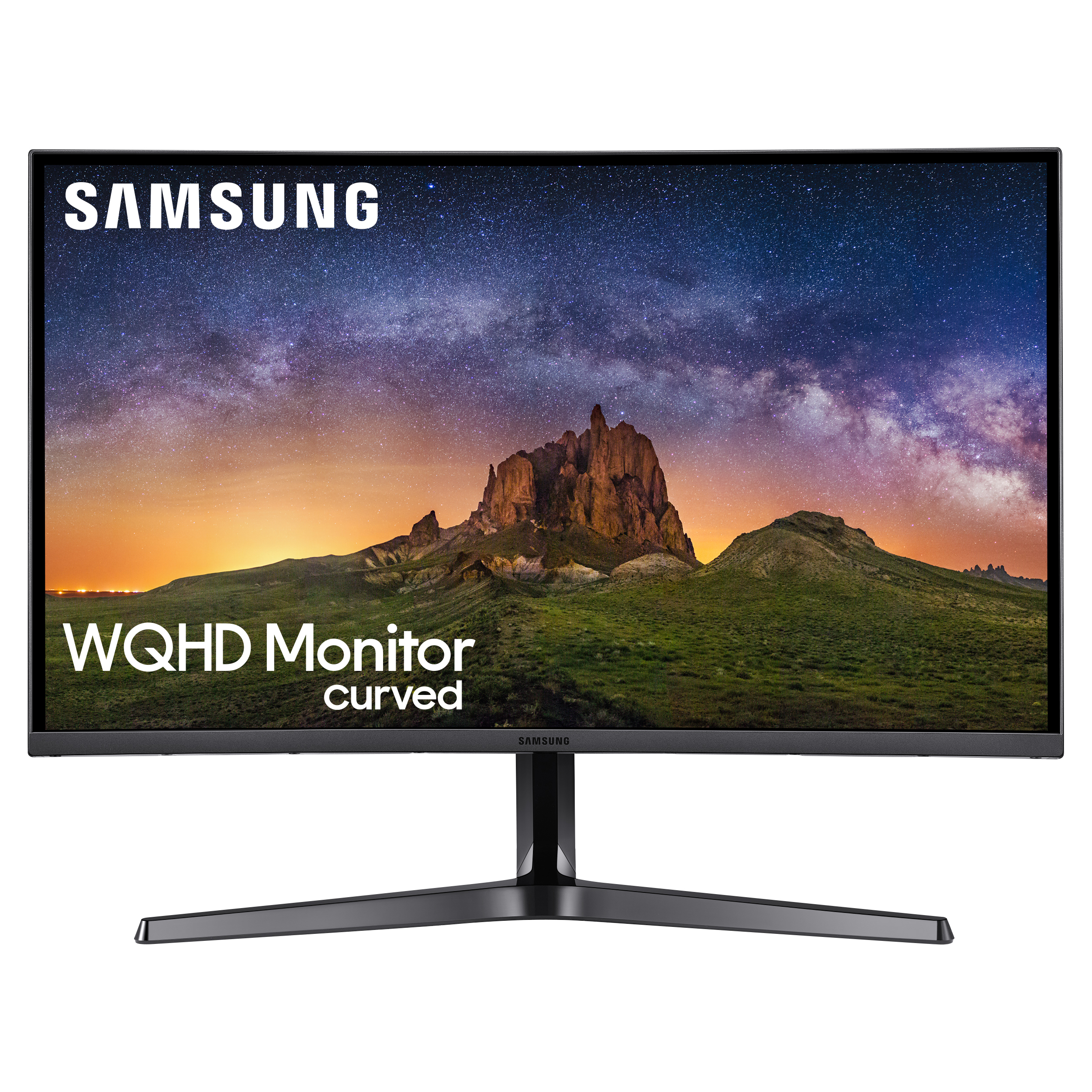 Samsung 27inch CJG50 Curved High Resolution Monitor Ref LC27JG50QQUXEN