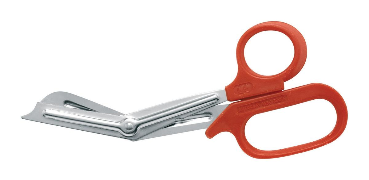 Wallace Cameron First-Aid Tuff Cut Scissors Ref 4825014