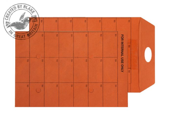 Image for Purely Everyday Int Mail Pckt Reseal Orange Manilla 120gsm C5 Ref 18350RES Pk500 3 to 5 Day Leadtime