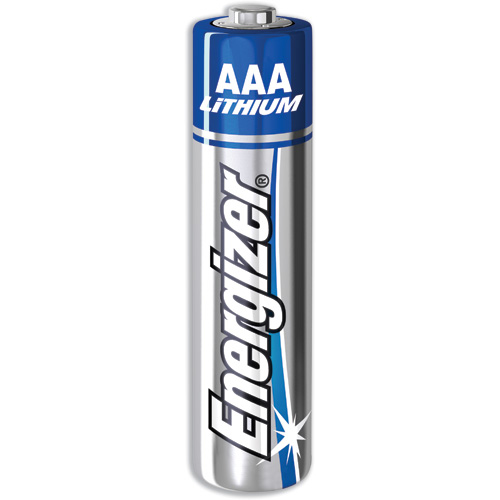 Energizer Ultimate Battery Lithium LR03 1.5V AAA Ref 632965[Pack 4]