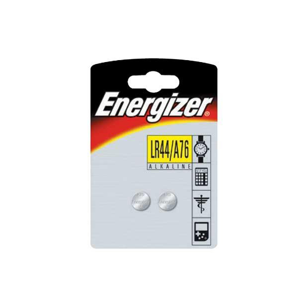 Energizer FSB-2 Battery Alkaline LR44 1.5V Ref 623055 Pack 2