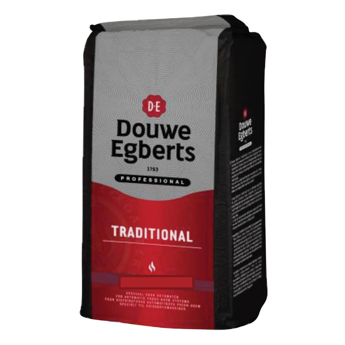 Coffee Douwe Egberts Traditional Freshbrew Filter Coffee 1kg Ref 434924
