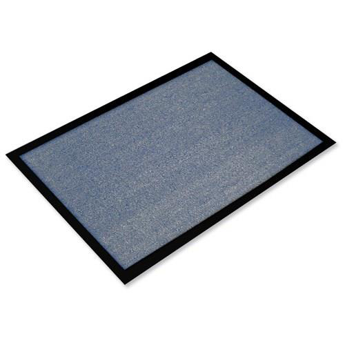 Doortex Valuemat Entrance Mat Indoor Use Hard Wearing 800x1200mm Blue Ref FC480120VALBL