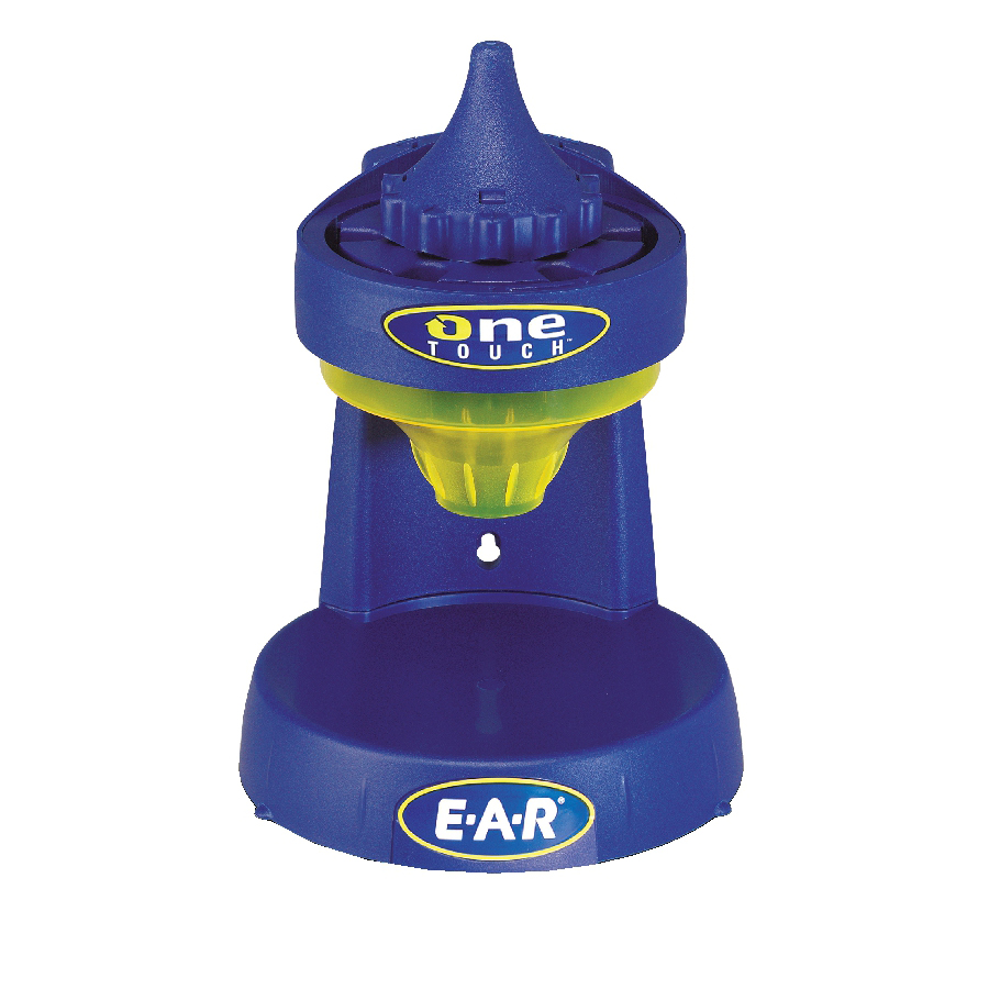 Ear Protection 3M EAR One Touch Dispenser Base Wall Mounted For Ear Plugs Ref PD01000