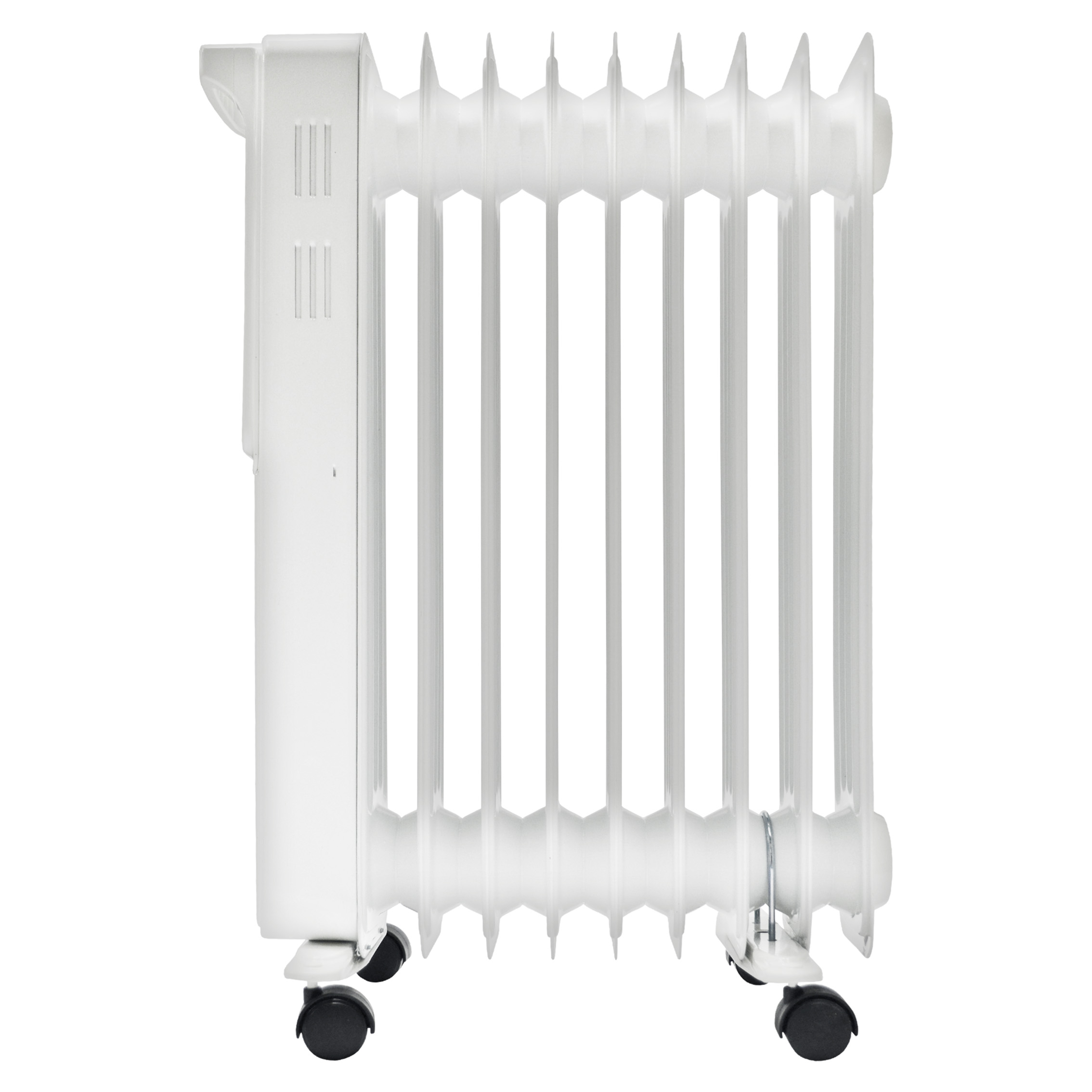 Igenix 2kW Digital Oil Filled Radiator White Ref IG2610