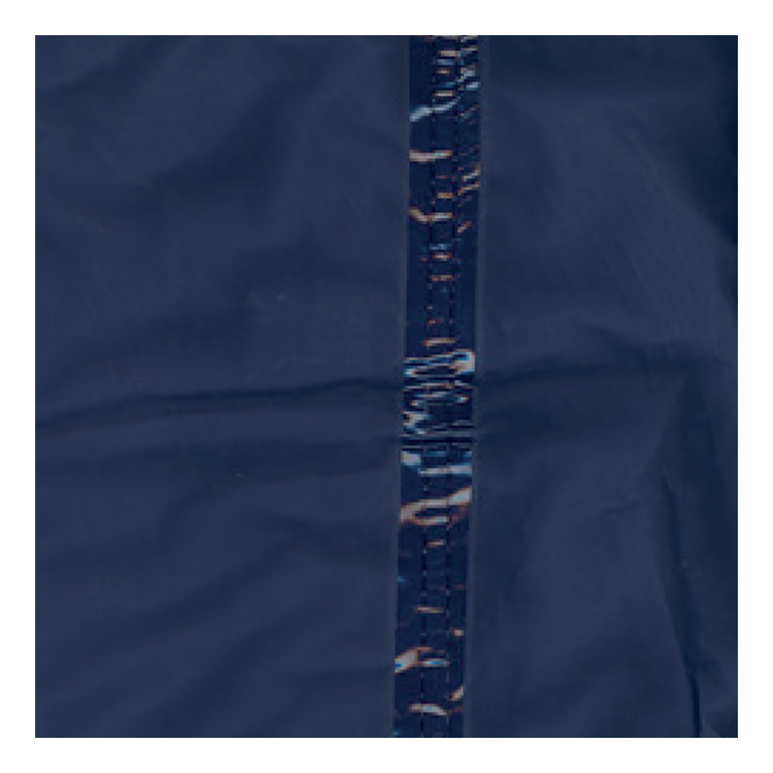 Rainsuit Polyester/PVC with Elasticated Waisted Trousers Medium Navy *Approx 3 Day Leadtime*