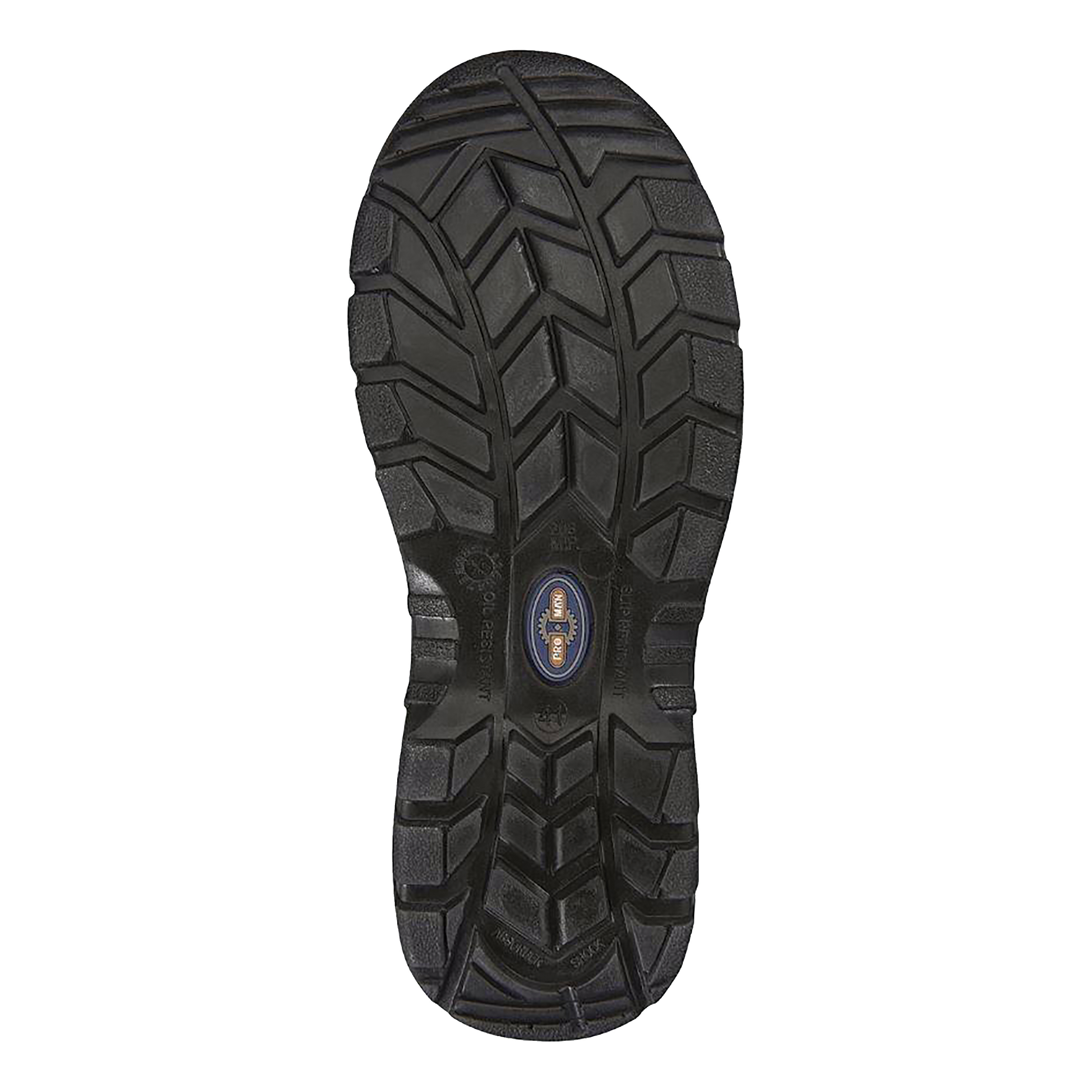 Chukka Boot Leather Steel Toecap & Midsole Size 10 Black Ref PM100 10