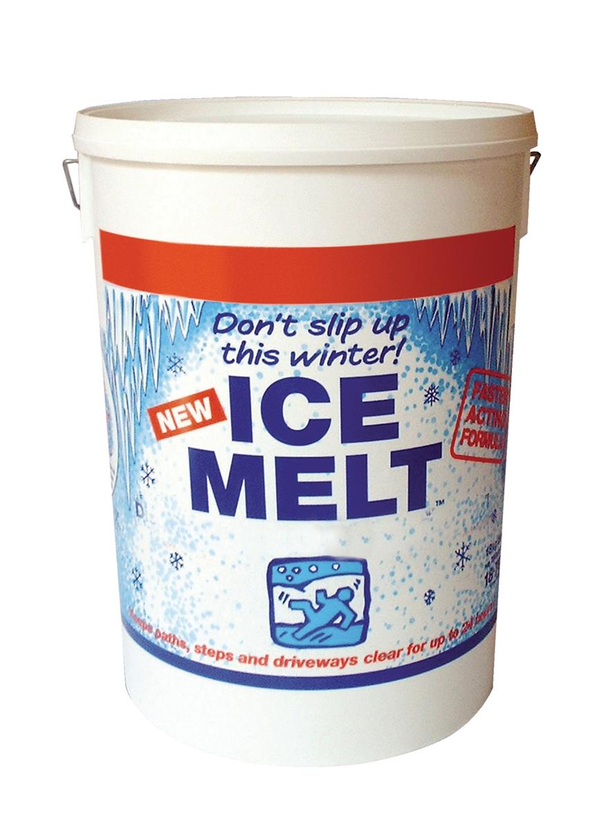 Ice Melt Tub with Scoop 18.75kg