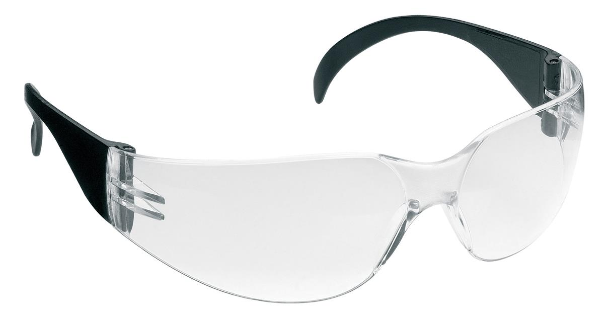 Safety Spectacles Single Lens Wraparound