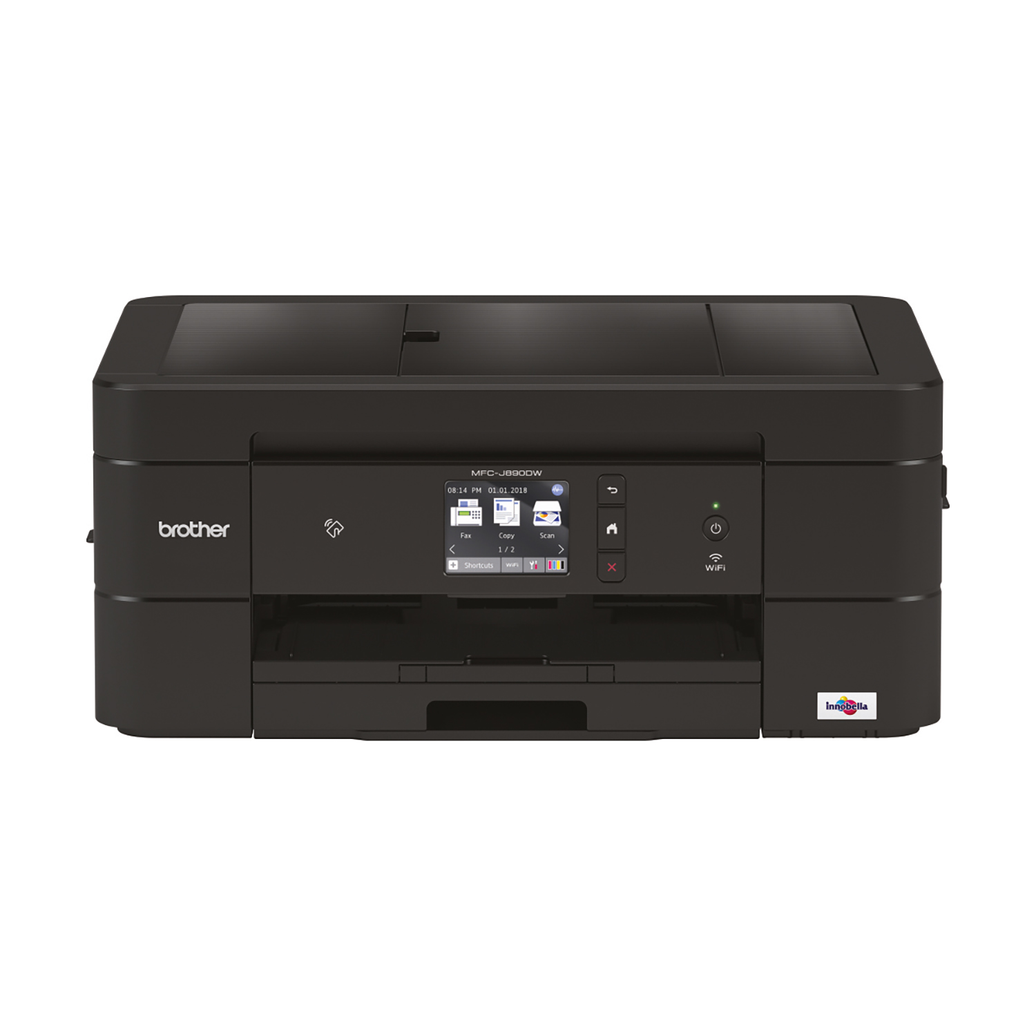 Multi function printers Brother MFCJ890DW Multifunction Inkjet Printer Ref MFCJ890DWZU1