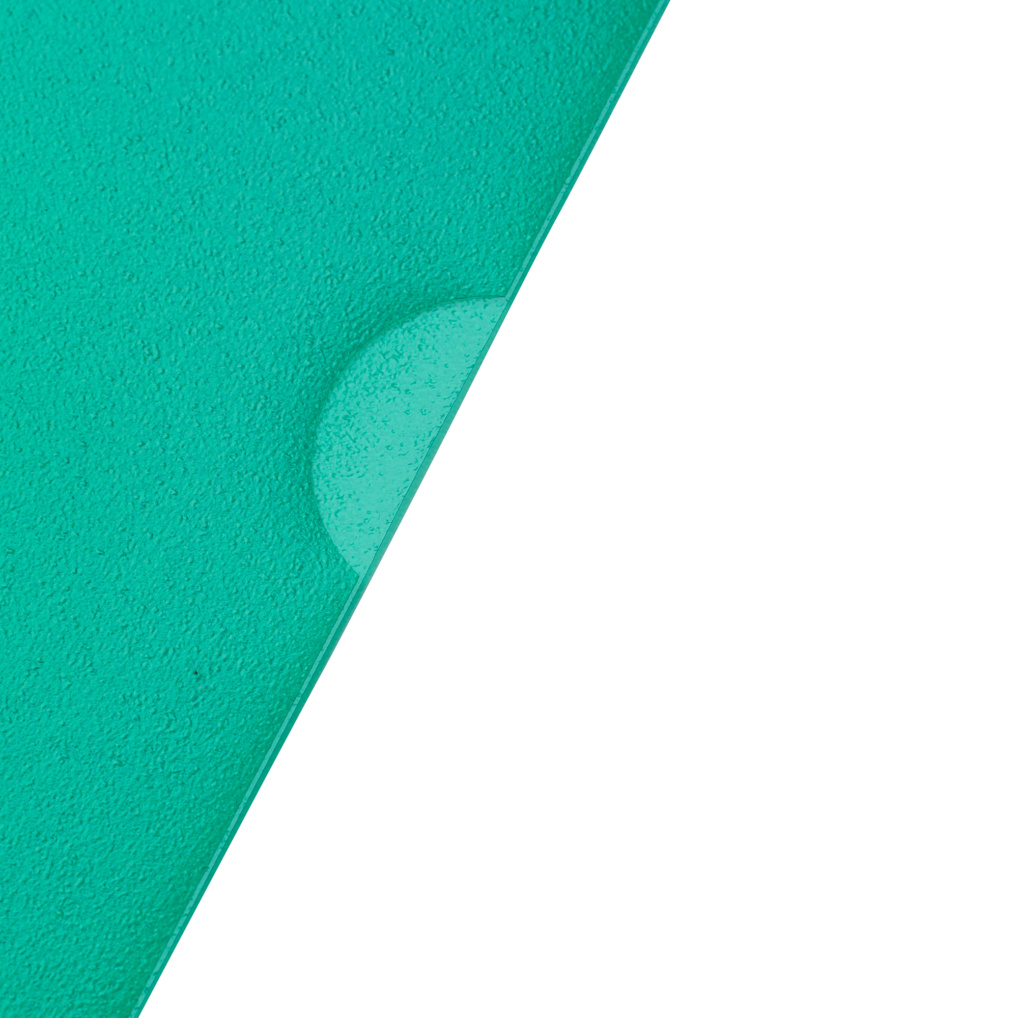 5 Star Office Folder Embossed Cut Flush Polypropylene Copy-safe Translucent 110 Micron A4 Green [Pack 25]