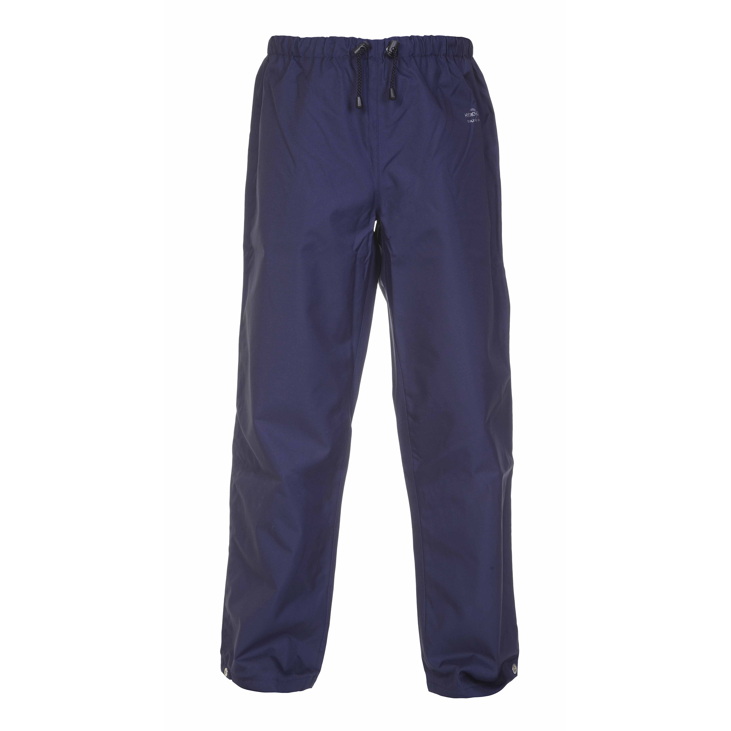 Mens slacks or trousers or shorts Hydowear Utrecht SNS Waterproof Trousers 4XL Navy Ref HYD072350N4XL *Up to 3 Day Leadtime*