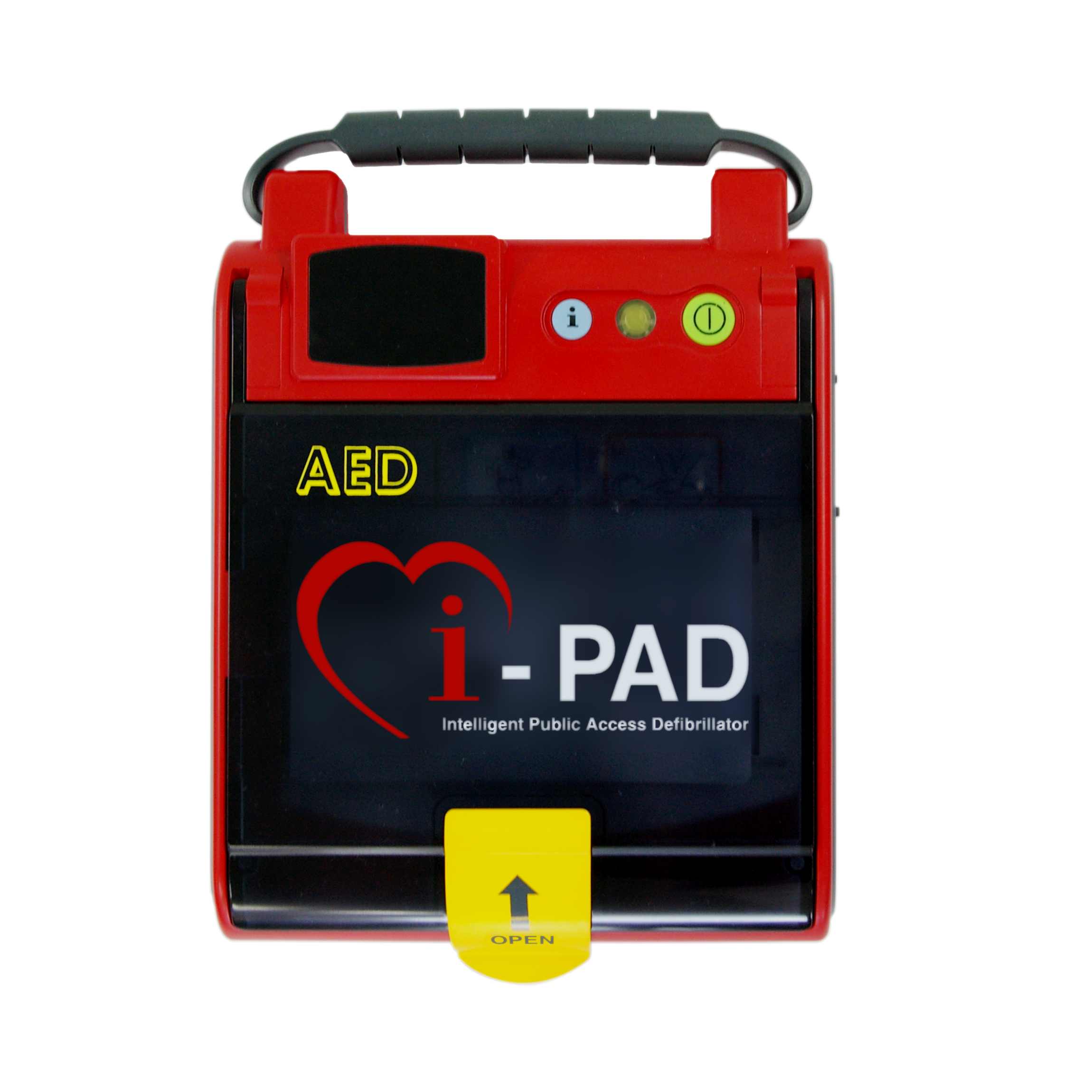 Click Medical NF 1201 Fully Automatic Defibrillator Ref CM0480
