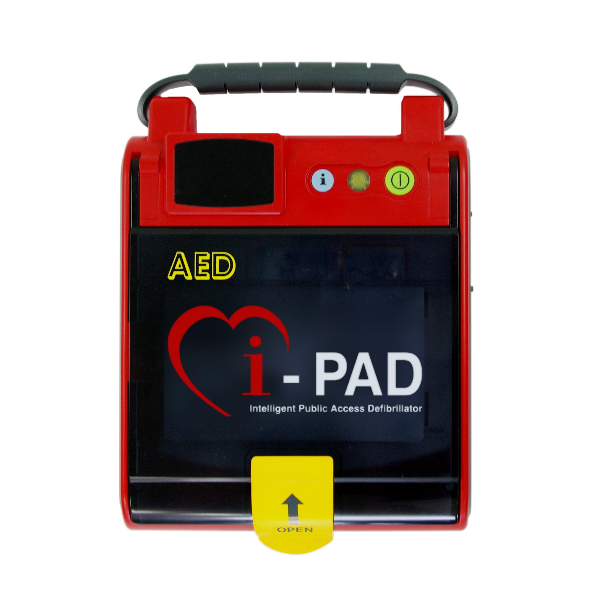 Limitless Click Medical NF 1200 Semi Automatic Defibrillator Ref CM0481