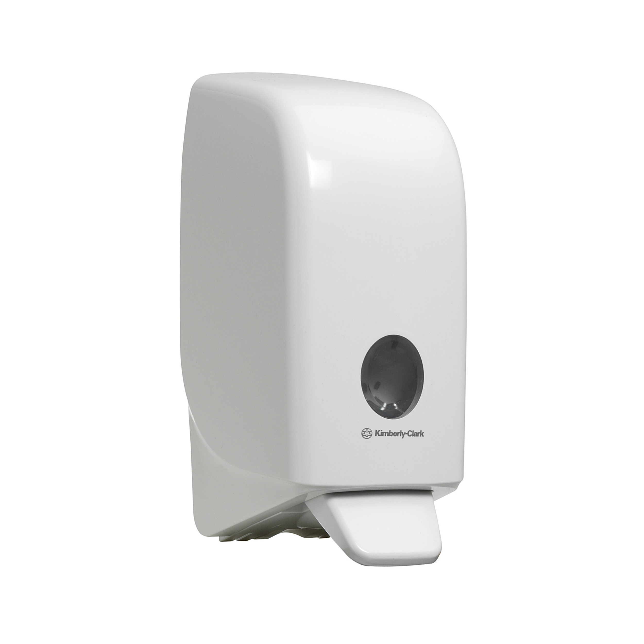Kimberly-Clark AQUARIUS* Hand Cleanser Dispenser W116xD114xH235mm White Ref 6948