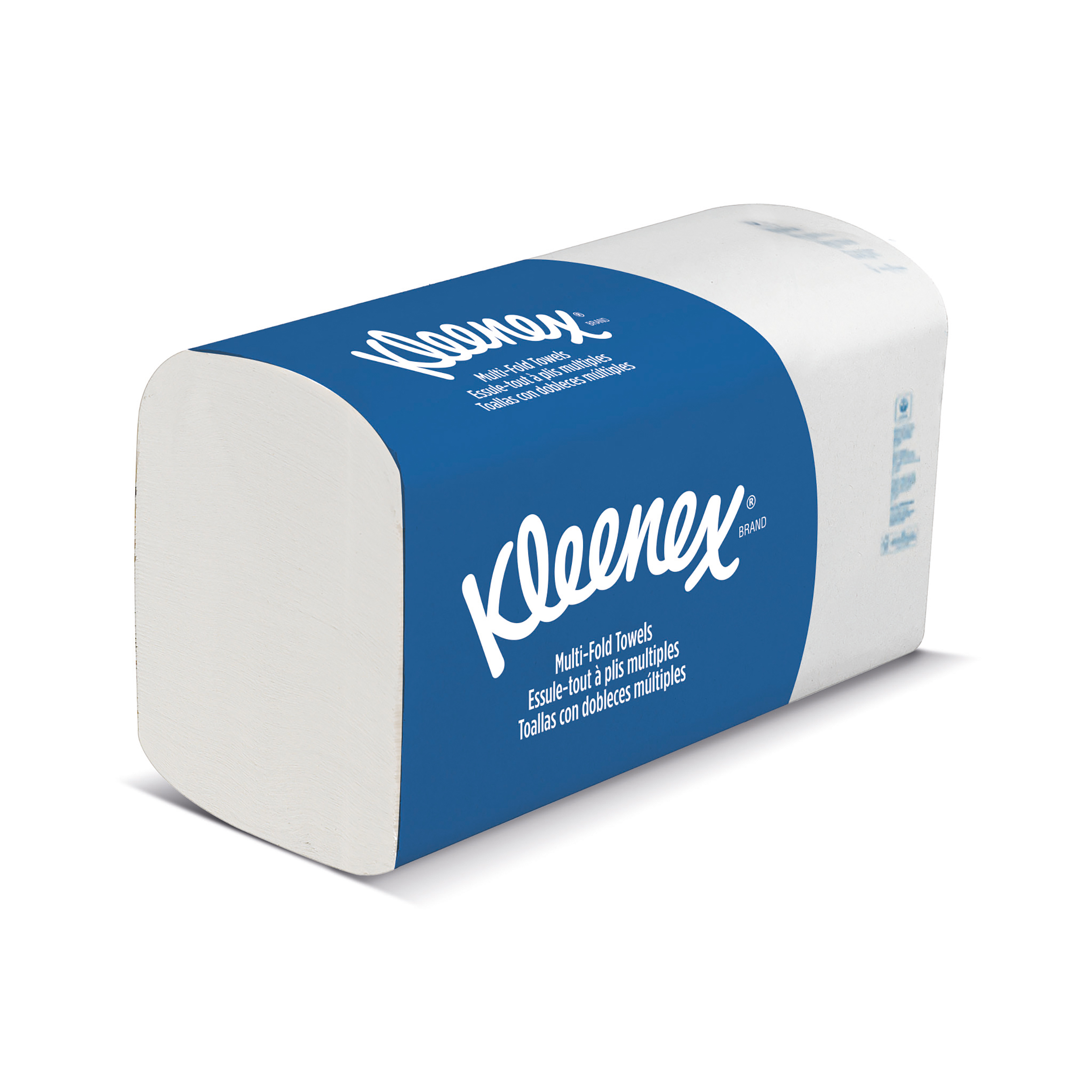 Kleenex Ultra Hand Towels 315x215mm 124 Towels per Sleeve Ref 6778 Pack 15