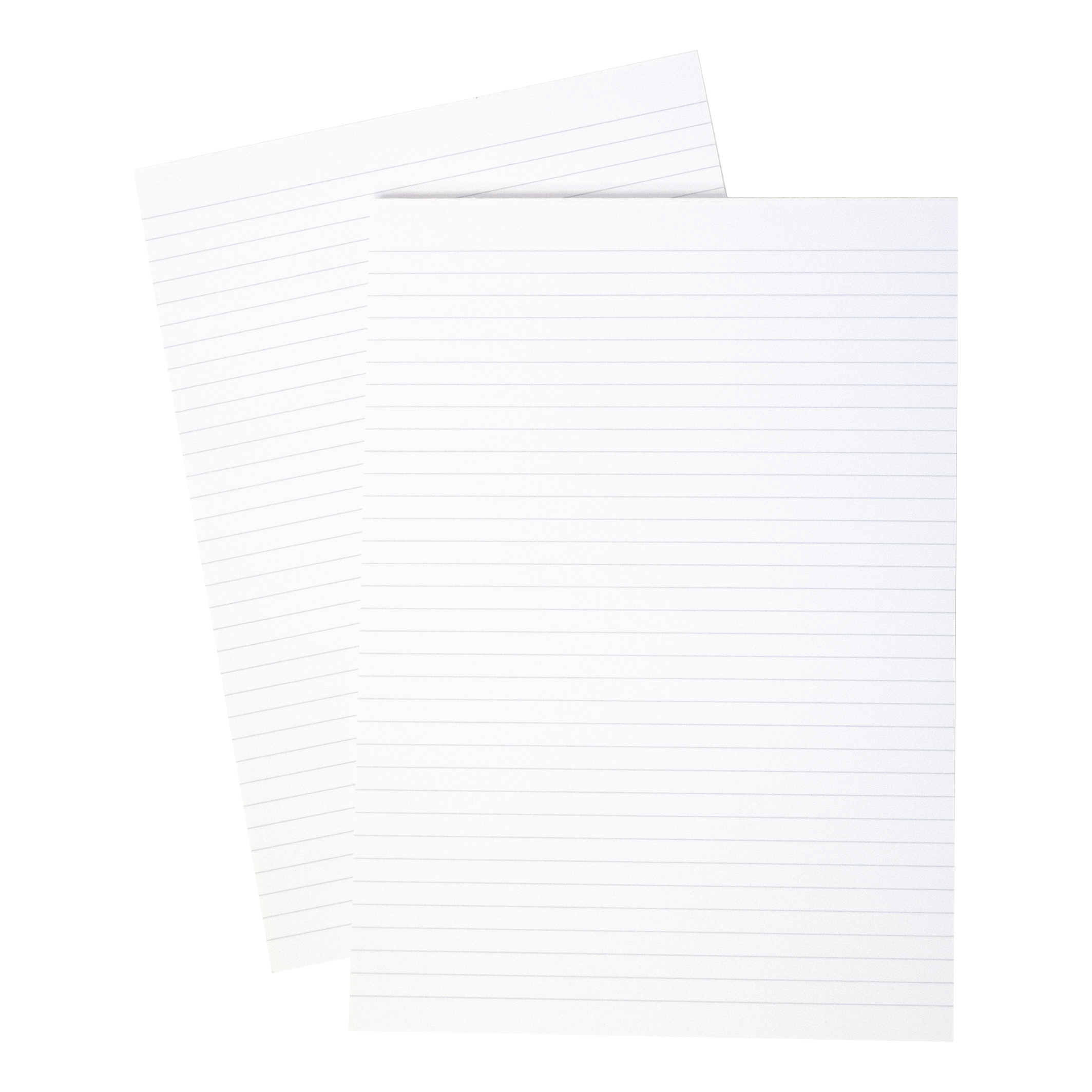 Business Memo Pad Ruled 160 Sheets A4 White [Pack 10]