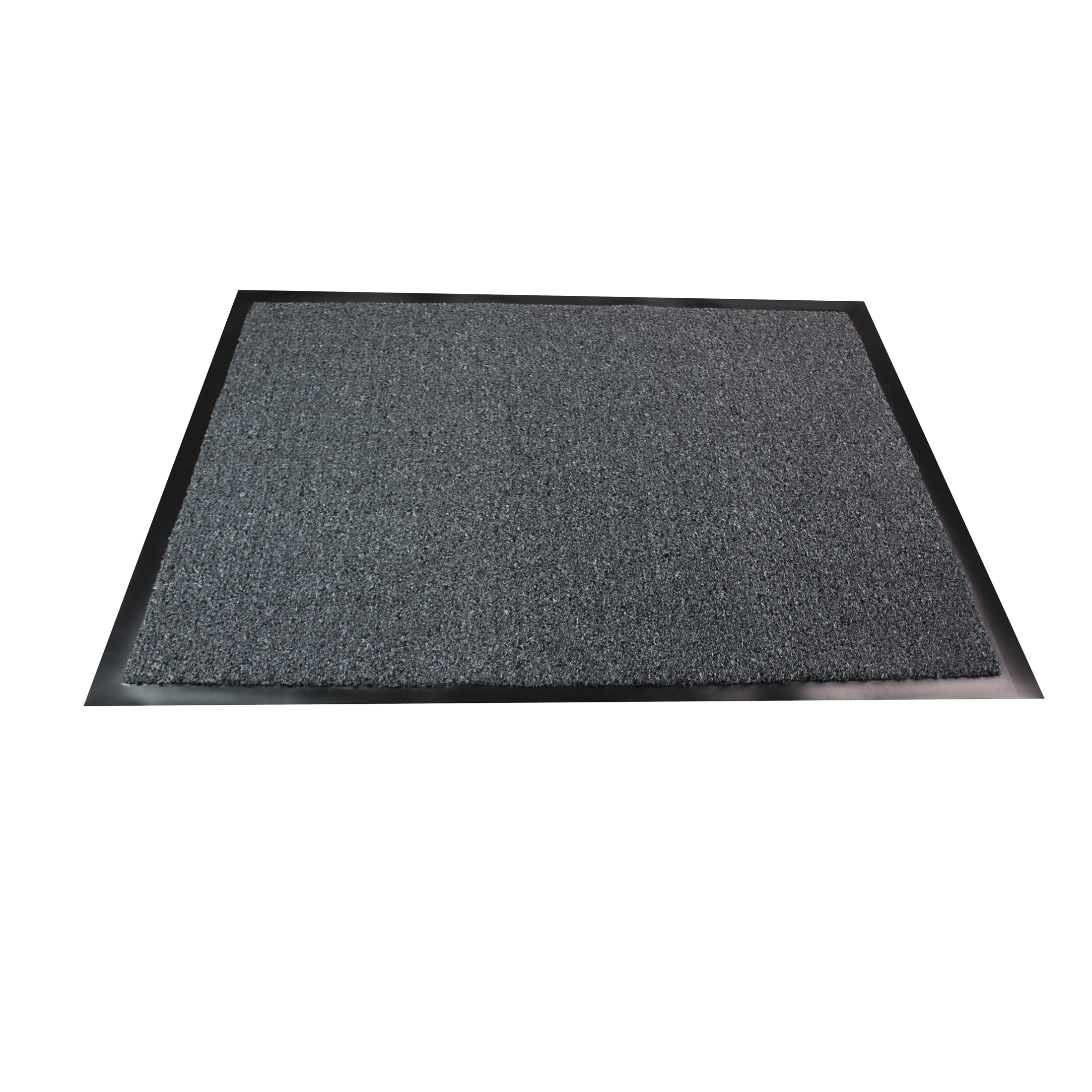 Indoor Doortex Valuemat Entrance Mat Indoor Use Hard Wearing 800x1200mm Grey Ref FC480120VALGR