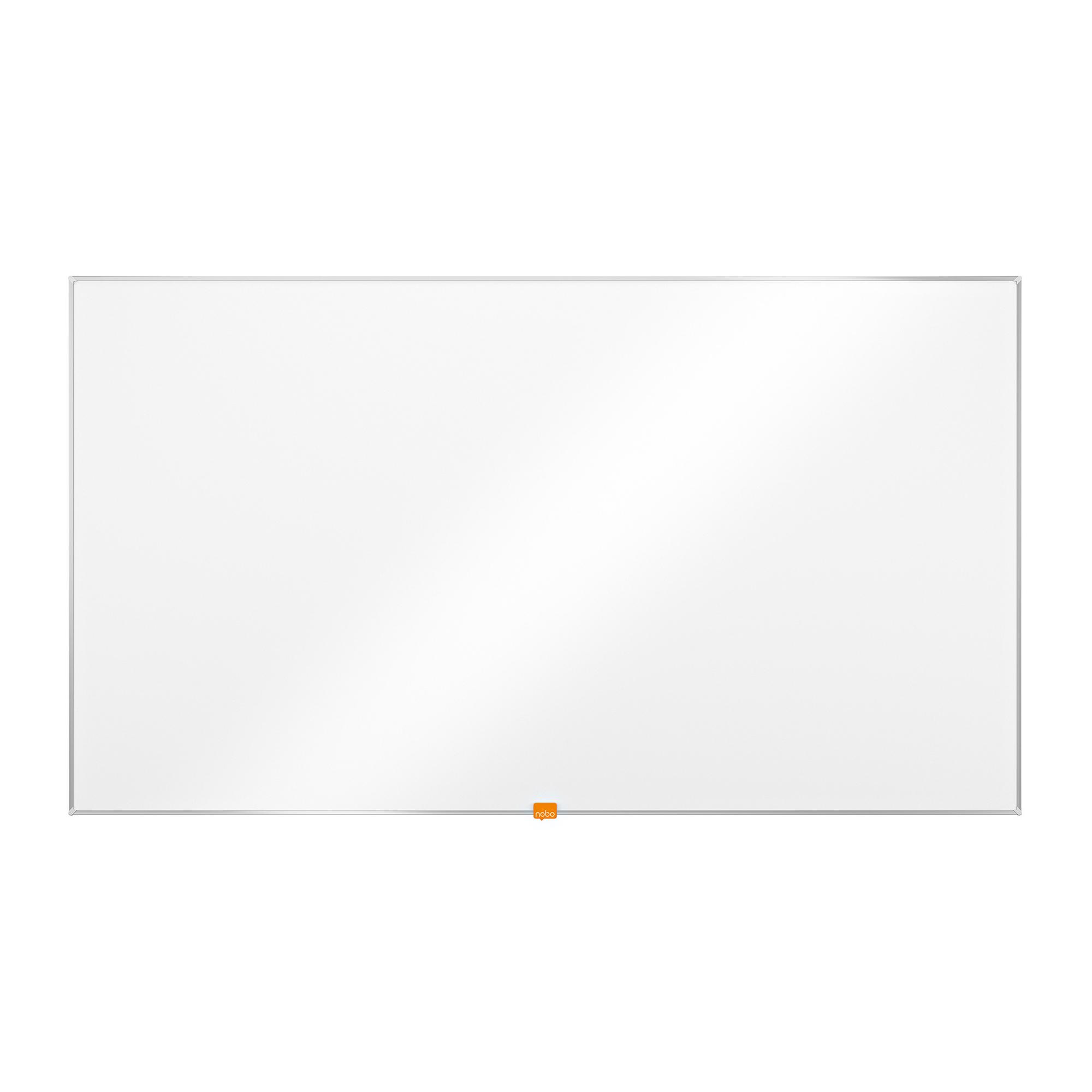 Nobo Enamel Whiteboard Widescreen 40in Magnetic 890x500mm Ref 1905302