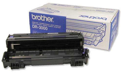 Brother Laser Drum Unit Page Life 20000pp Black Ref DR3000