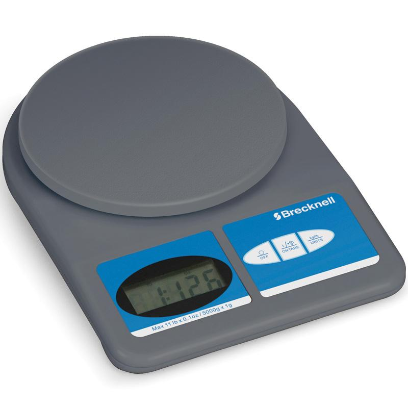 Image for Salter Letter and Parcel Scale Electronic 1g Increments Capacity 5kg Grey Ref 311