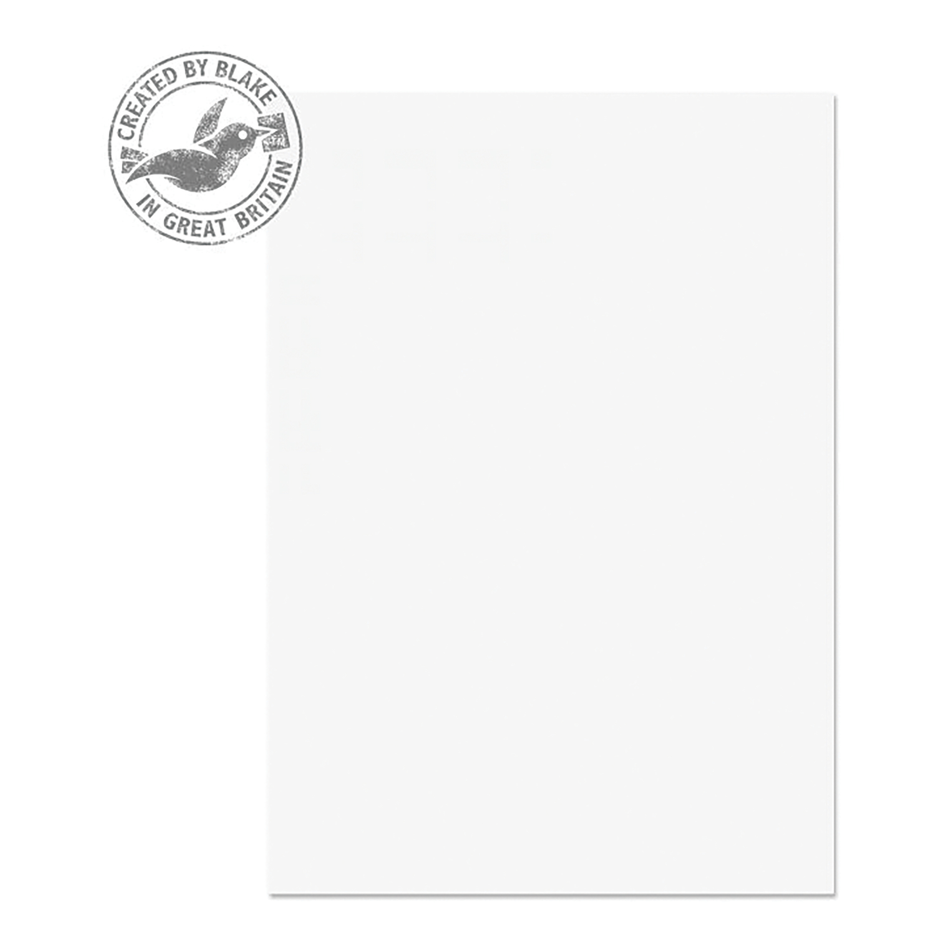 Blake Premium FSC Business Paper Smooth Finish Ream Wrapped 120gsm A4 Diamond White Ref 36677 [Pack 500]