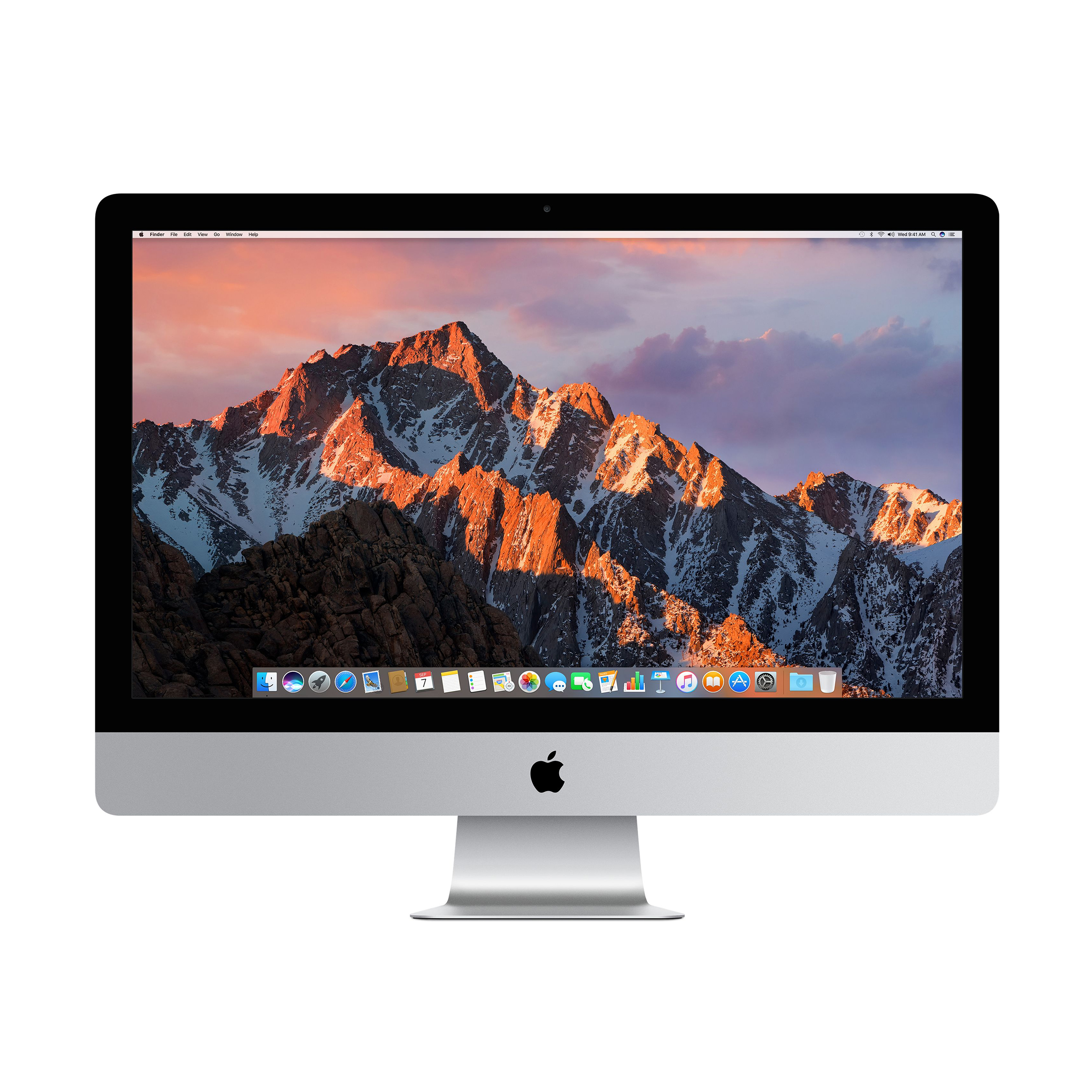 Desktops Apple iMac 21.5inch 8th Generation MacOS 4K Display i5 Processor 8GB Ref MRT42B/A