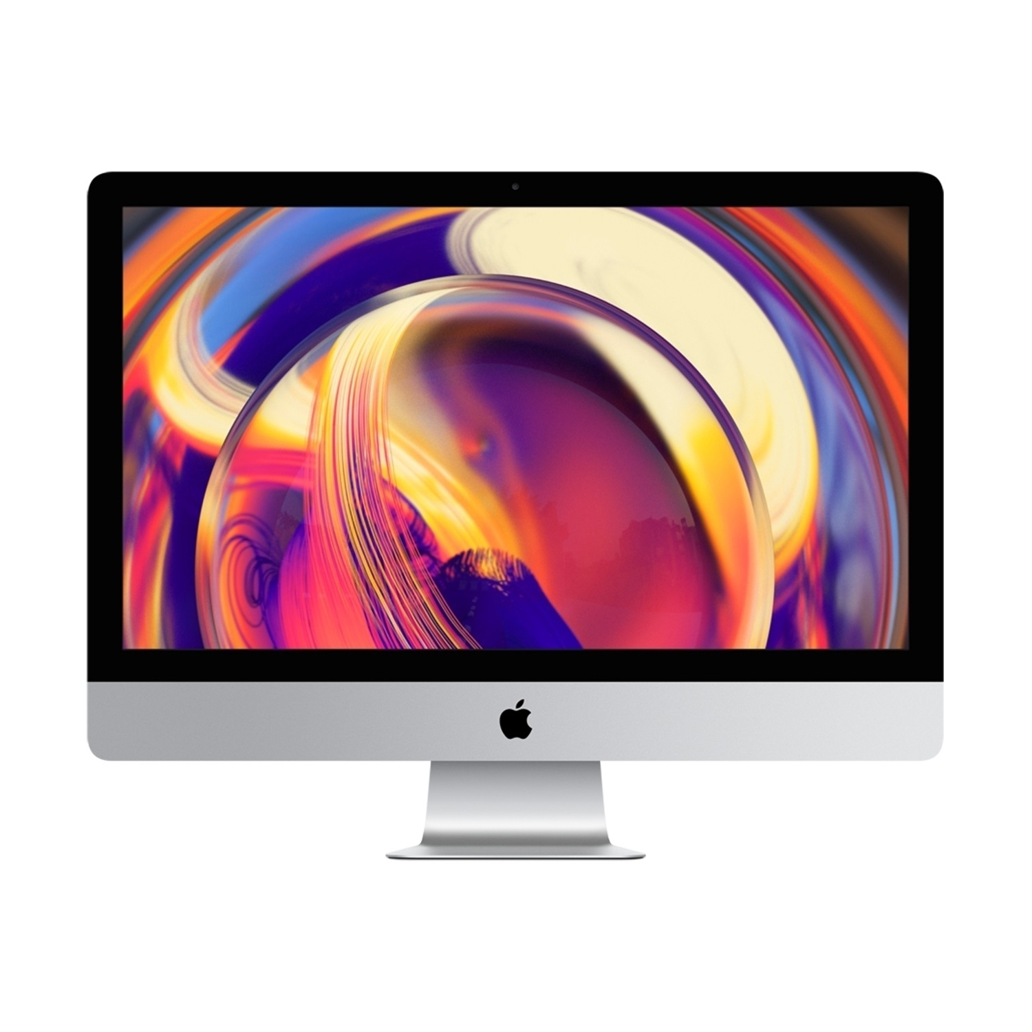 Desktops Apple iMac 27inch 8th Generation MacOS 5K Display i5 Processor 3.0GHz 8GB Ref MRQY2B/A