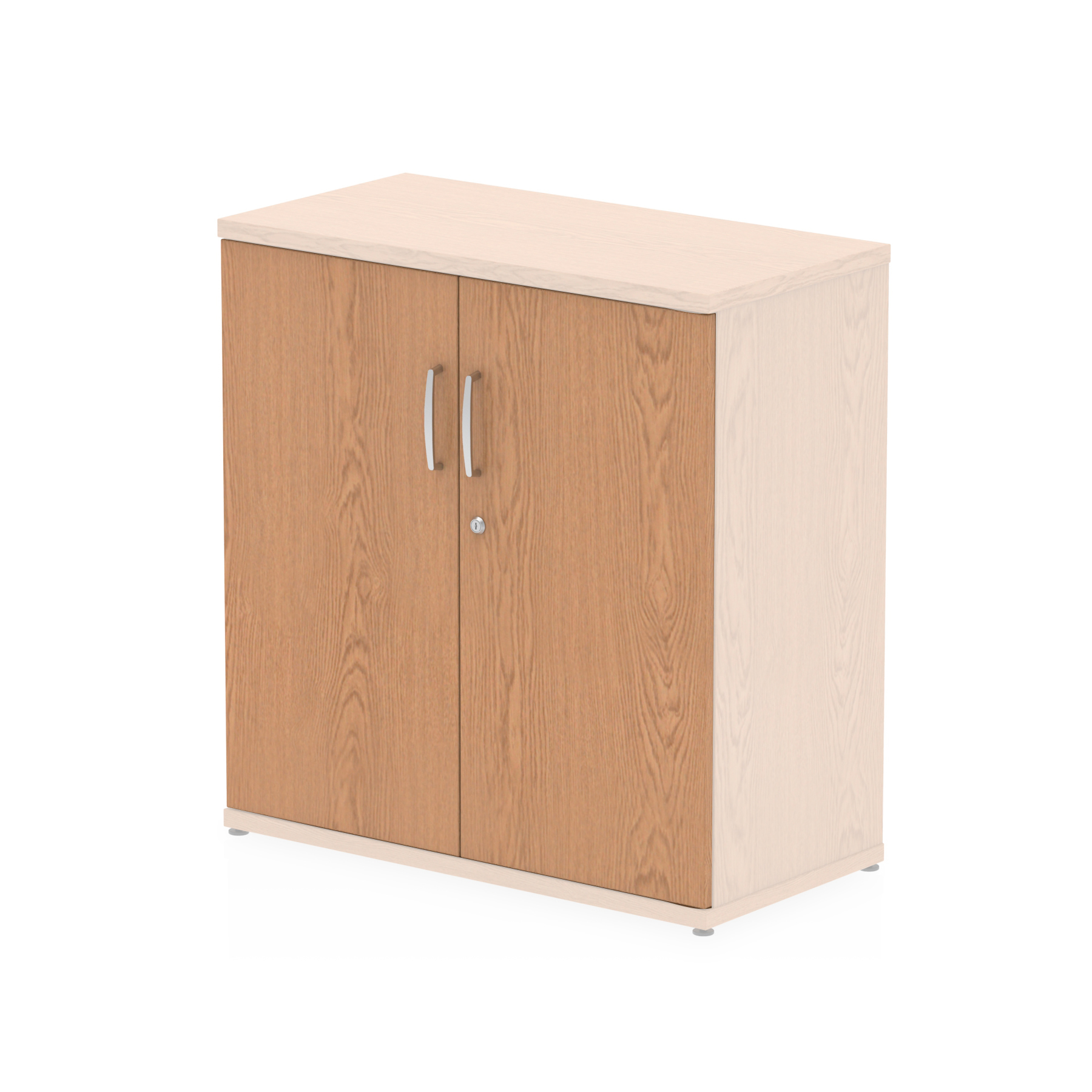 Trexus Door Pack For 800mm High Cupboard Oak Ref I000761