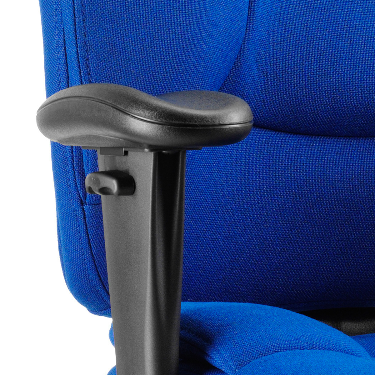 Sonix Galaxy Task Operator Chair With Arms Fabric Blue Ref OP000066