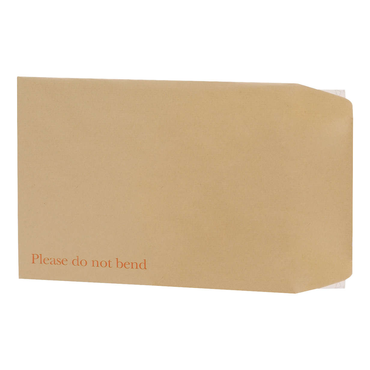 5 Star Office Envelopes Recycled Board Backed Hot Melt Peel & Seal C4 324x229mm 120gsm Manilla Pack 125