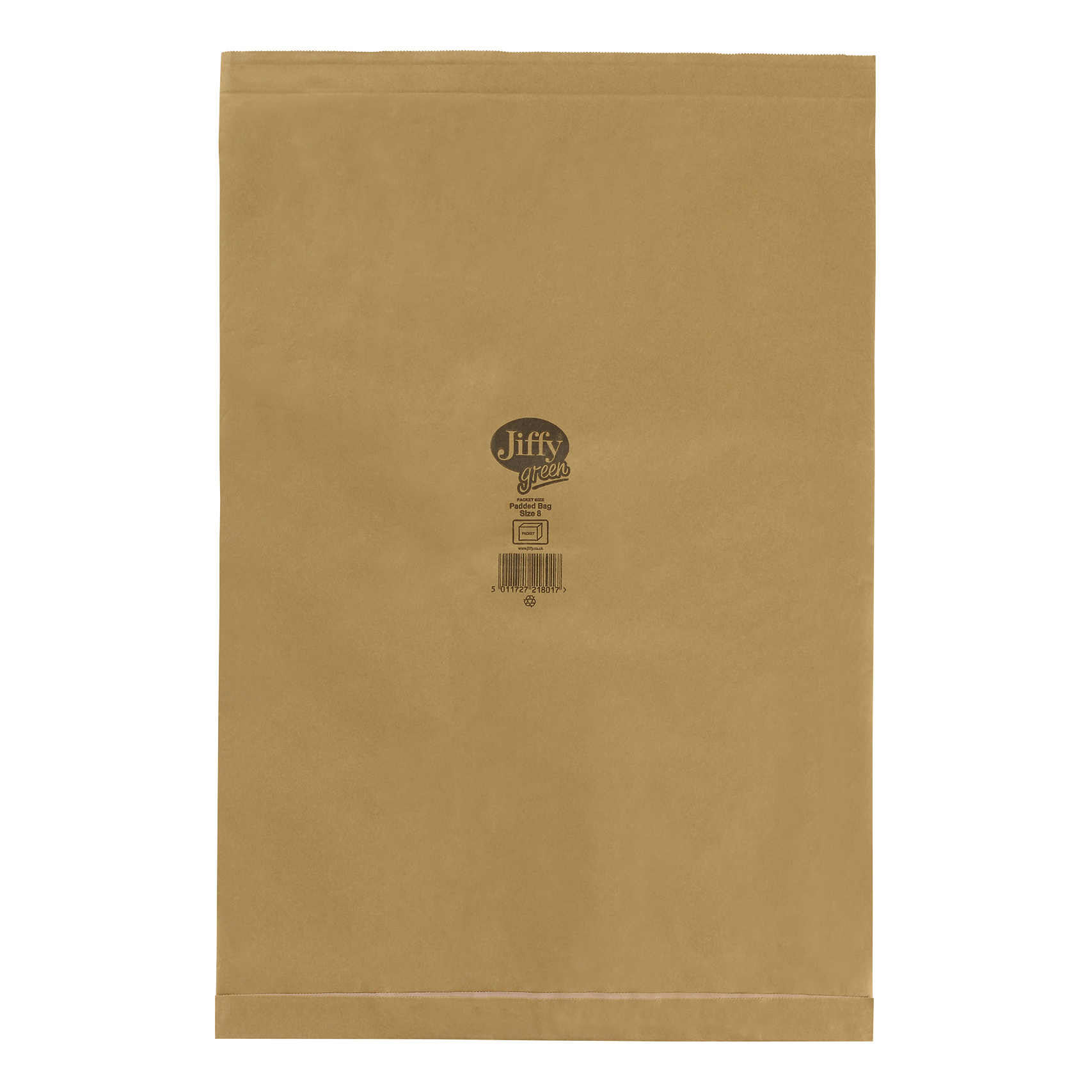 Jiffy Padded Bag Envelopes Size 8 442x661mm Brown Ref JPB-8 Pack 50