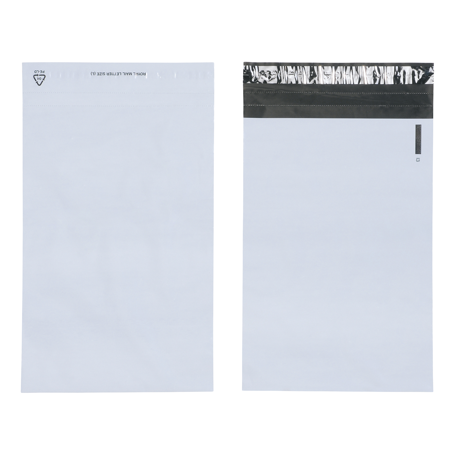 Keepsafe LightWeight Envelope Polythene Opaque C4 W235xH320mm Peel & Seal Ref KSV-L2 Pack 100
