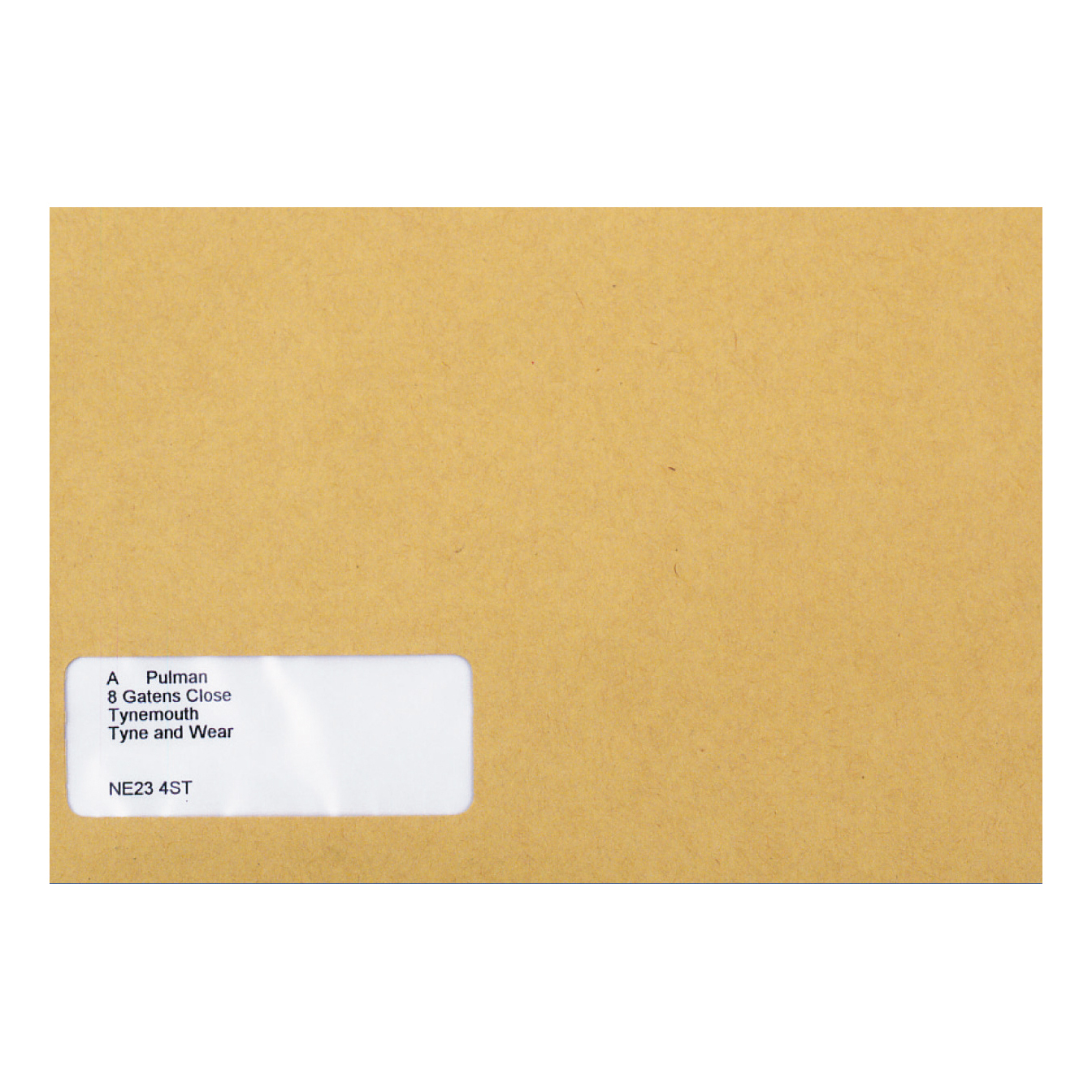 Sage Compatible Wage Envelope Self Seal Window 220x140mm Manilla Ref SE47 Pack 1000