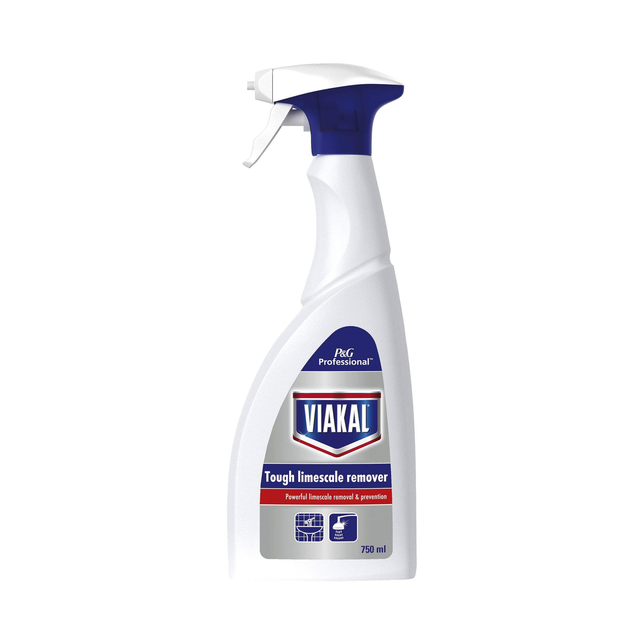 Laundry Basket Viakal Descaler Spray Professional 750ml Ref 1005001