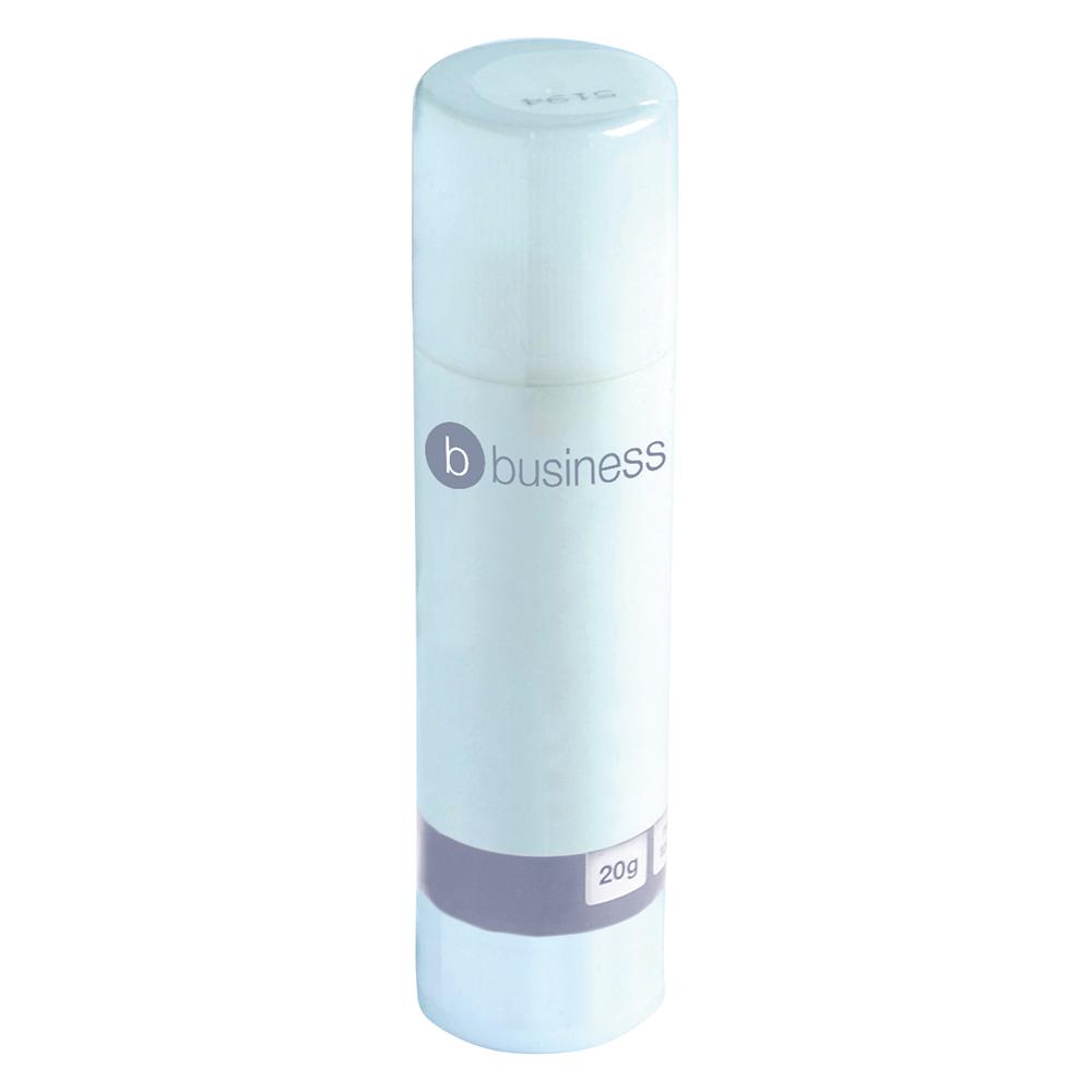 Business Glue Stick Medium 20g [Pack 30]