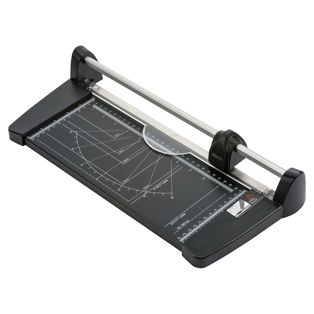 Business Personal Trimmer 10 Sheet Capacity A4 Cutting Length 320mm Cutting Table Size 320x157mm