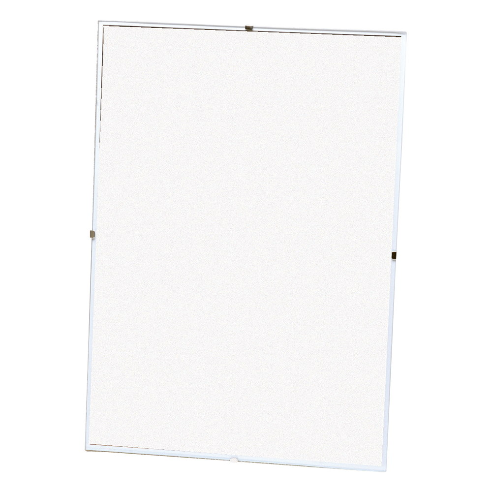 Business Clip Frame Plastic Fronted for Wall-mounting 297x210mm A4
