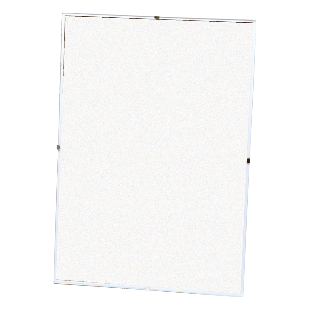 Business Clip Frame Plastic Fronted for Wall-mounting 840x594mm A1