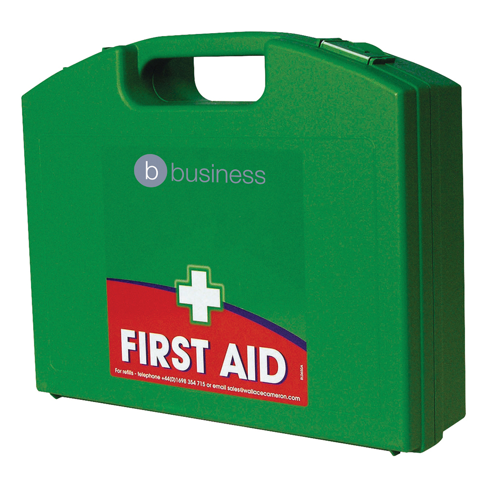 Business First Aid Kit HS1 1-10 Person