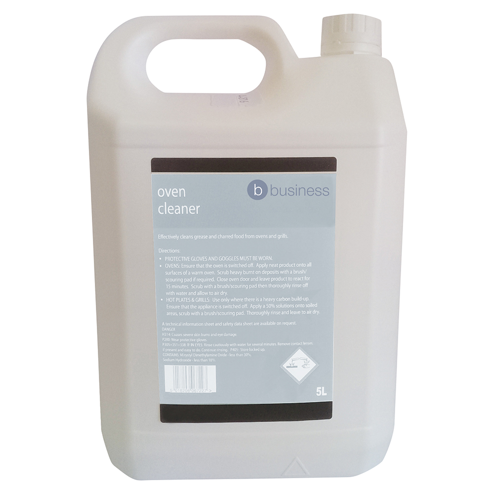 5 Star Facilities Ready-to-use Oven Cleaner 750ml