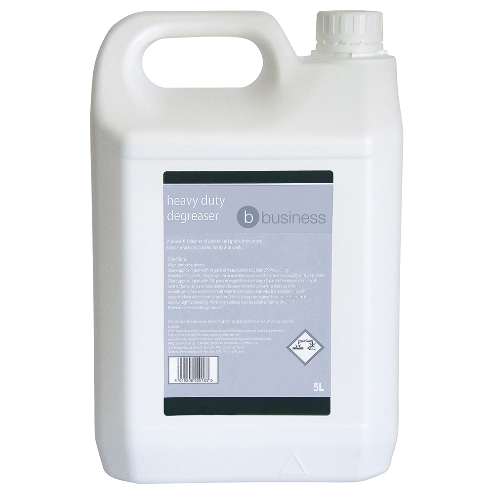 Business Heavy-duty Degreaser 5 Litres