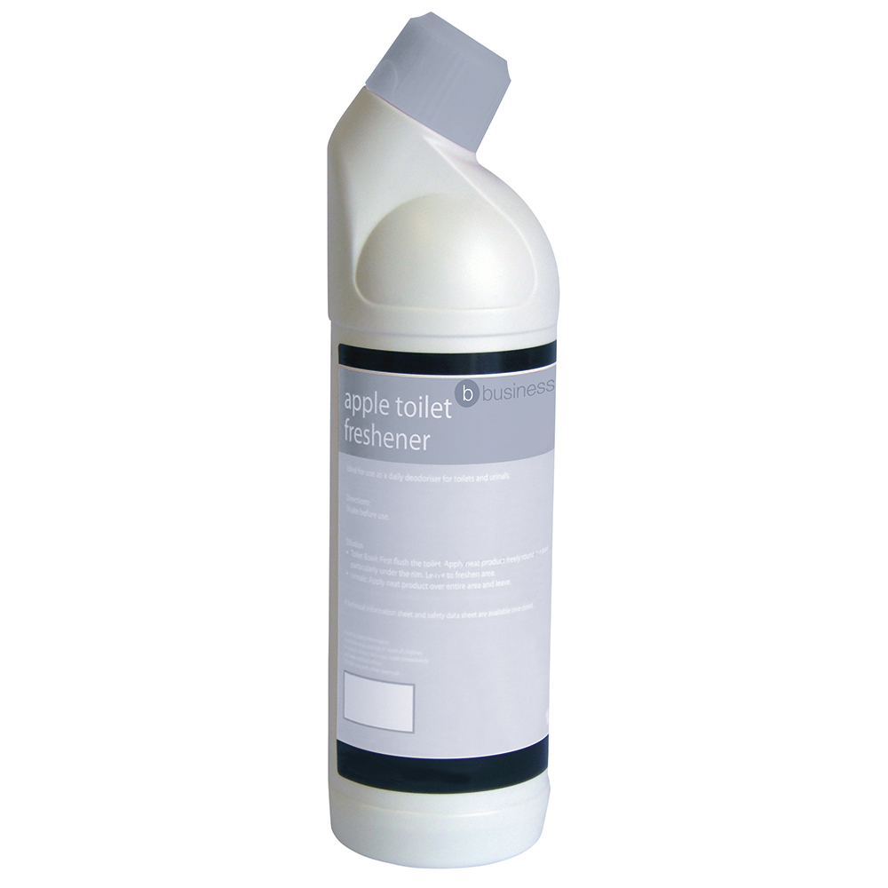 Business Apple Toilet Freshener 1 Litre