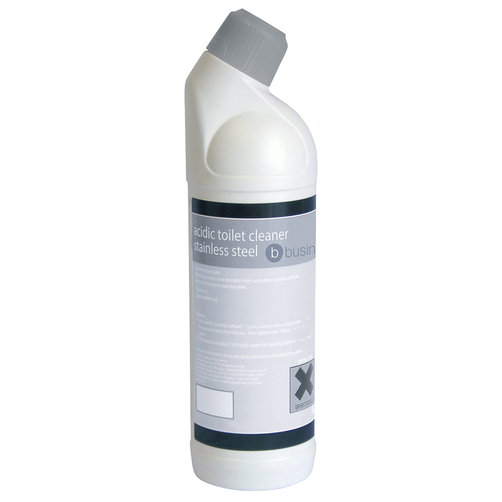 Business Acidic Toilet Cleaner 1 Litre