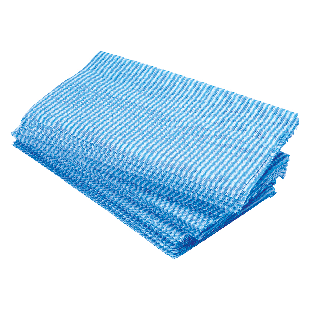 Business Large All Purpose cloths 610x360mm Blue [Pack 50]