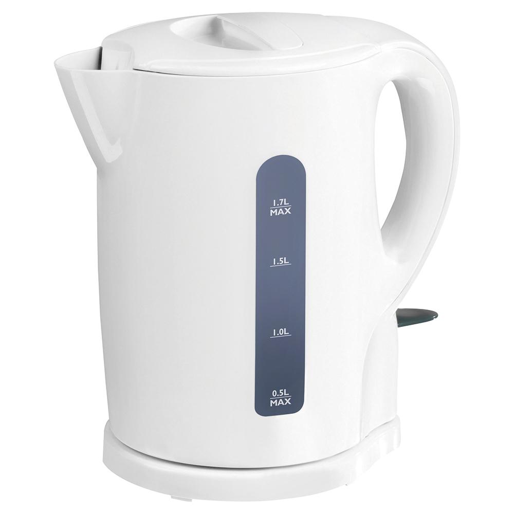 Business Kettle Cordless 2200W 1.7 Litre White