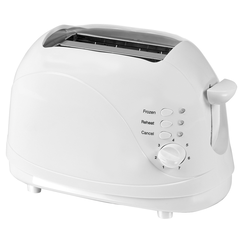 Business Toaster Cool Wall 2 Slice 700W White
