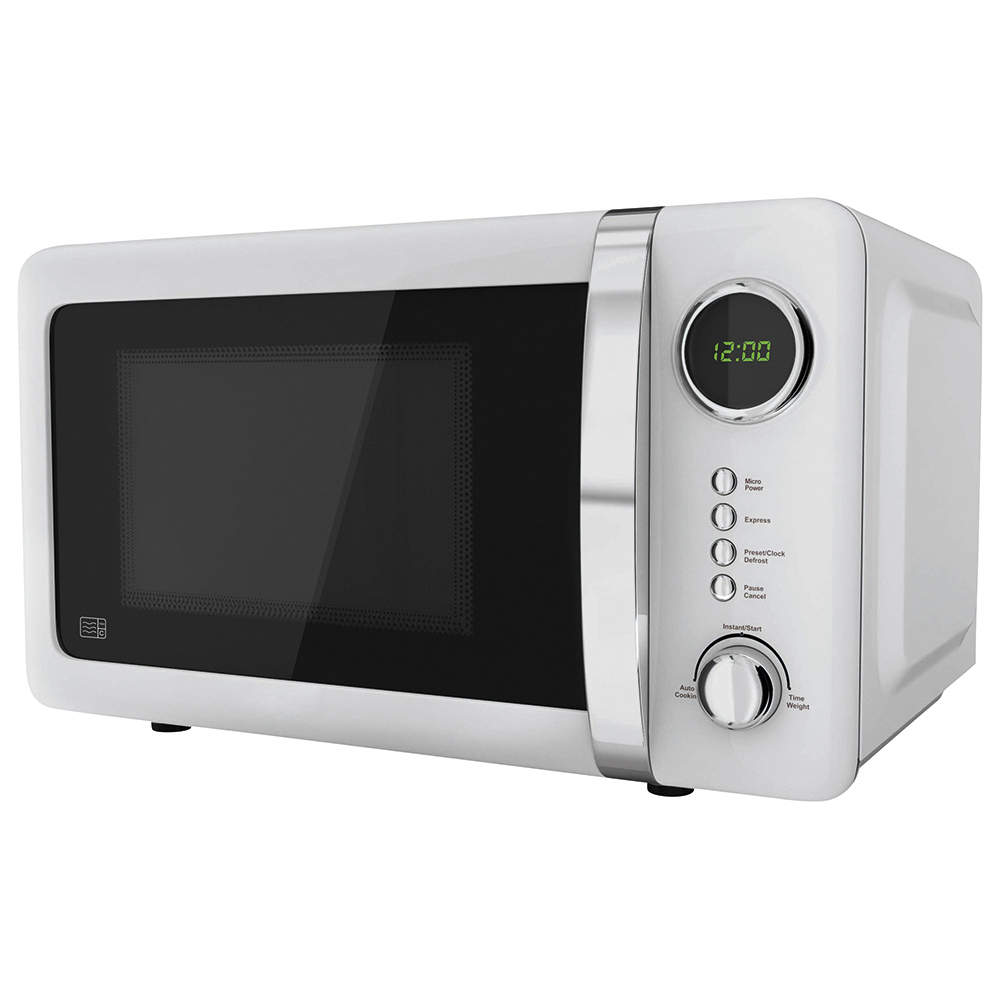 Business Microwave Oven 800W Digital 20 Litre White