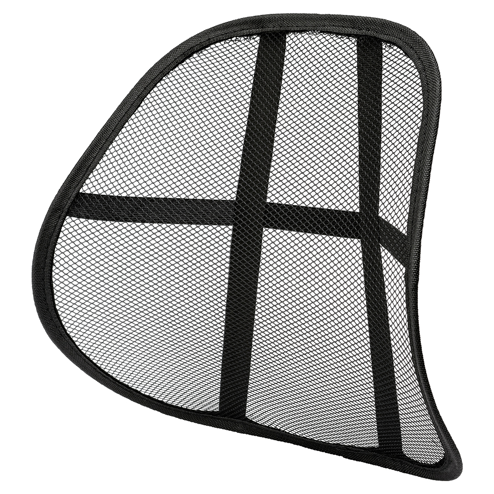 Business Mesh Back Rest Black