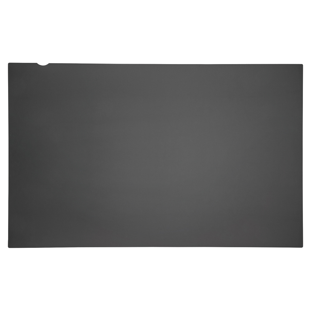 Business 24inch Widescreen Privacy Filter for TFT monitors and Laptops Transparent/Black 16:10